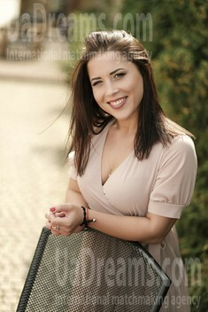 Polina 24 years - eyes with love. My small public photo.