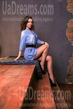 Julie from Zaporozhye 35 years - loving woman. My small public photo.