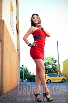 Julie from Zaporozhye 36 years - attractive lady. My small public photo.