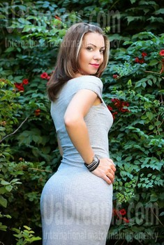 Julie from Zaporozhye 37 years - waiting for husband. My small public photo.