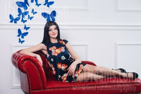 Ivanna from Lutsk 24 years - single russian woman. My small public photo.