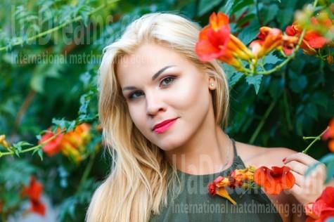 Yulya from Kremenchug 31 years - nice fiancee. My small public photo.