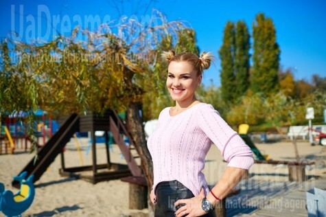 Yulya from Kremenchug 33 years - kind russian girl. My small public photo.