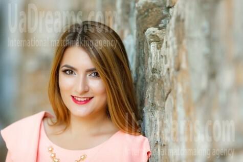 Anna from Kremenchug 20 years - ukrainian woman. My small public photo.