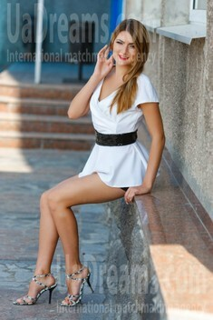 Anna from Kremenchug 21 years - girl for dating. My small public photo.