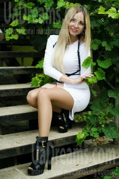 Natalia from Lutsk 30 years - great weather. My small public photo.