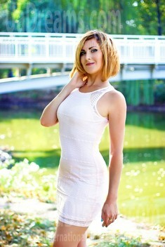 Tanya from Zaporozhye 32 years - nice fiancee. My small public photo.