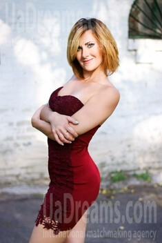 Tanya from Zaporozhye 32 years - seeking soulmate. My small public photo.