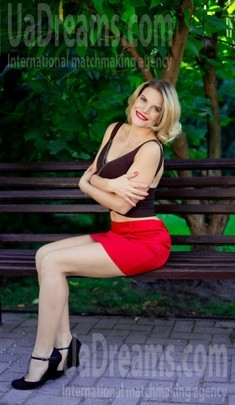 Olechka from Sumy 33 years - nice smile. My small public photo.