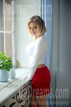 Olya from Sumy 35 years - great weather. My small public photo.