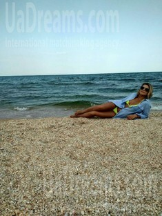 Olya from Sumy 36 years - future bride. My small public photo.