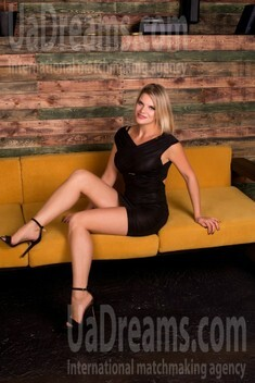 Olya from Sumy 36 years - intelligent lady. My small public photo.