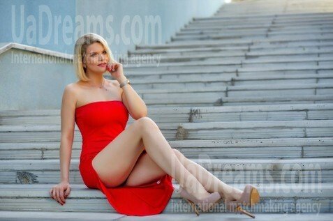 Olya Sumy 37 y.o. - intelligent lady - small public photo.