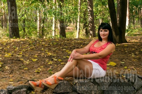 Diana from Cherkasy 36 years - eyes with love. My small public photo.