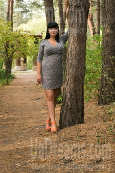 Diana from Cherkasy 36 years - single russian woman. My small public photo.
