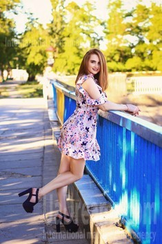 Lerusik from Zaporozhye 26 years - wants to be loved. My small public photo.