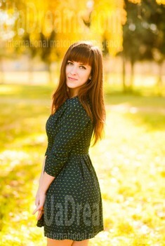 Katya from Sumy 23 years - single russian woman. My small public photo.