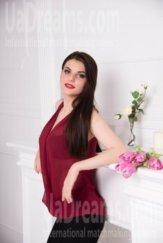 Galya from Ivanofrankovsk 21 years - hot lady. My small public photo.