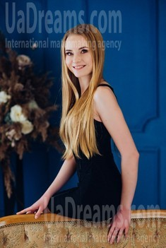 Anna from Poltava 19 years - Warm-hearted girl. My small public photo.