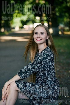 Anna from Poltava 21 years - wants to be loved. My small public photo.