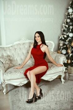 Olena from Kiev 25 years - soft light. My small public photo.
