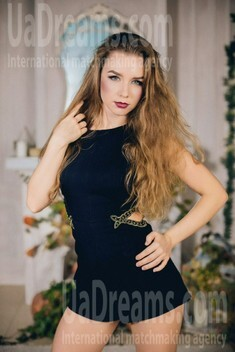 Anastasia from Poltava 27 years - look for a man. My small public photo.