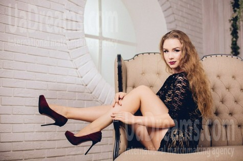 Anastasia from Poltava 27 years - girl for marriage. My small public photo.