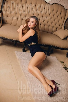 Anastasia from Poltava 28 years - bride for you. My small public photo.