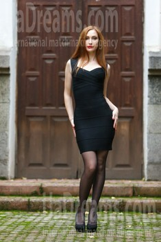 Olya from Kremenchug 33 years - bright smile. My small public photo.