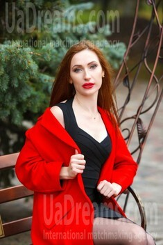 Olya from Kremenchug 33 years - charm and softness. My small public photo.