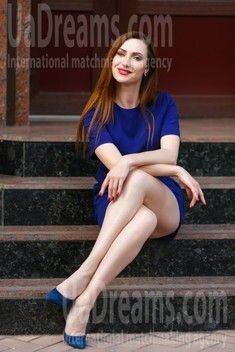 Olya from Kremenchug 34 years - want to be loved. My small public photo.