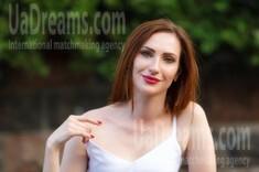 Olya from Kremenchug 34 years - Warm-hearted girl. My small public photo.