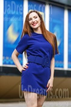 Olya from Kremenchug 34 years - romantic girl. My small public photo.
