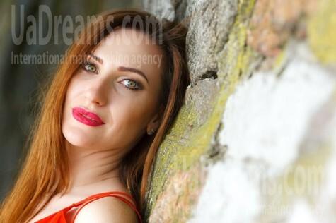 Olya from Kremenchug 34 years - kind russian girl. My small public photo.