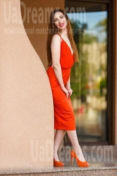 Olya from Kremenchug 34 years - attentive lady. My small public photo.