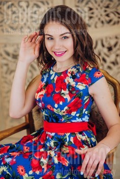Daria from Poltava 19 years - girl for dating. My small public photo.