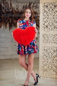 Daria from Poltava 19 years - amazing girl. My small public photo.
