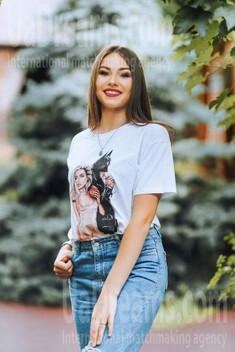 Daria from Poltava 20 years - ukrainian woman. My small public photo.