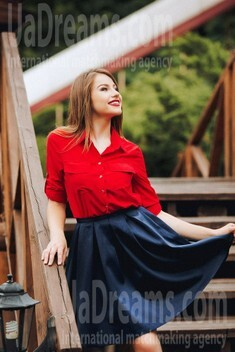 Daria from Poltava 21 years - Kind-hearted woman. My small public photo.