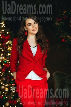 Daria from Poltava 21 years - girl for marriage. My small public photo.