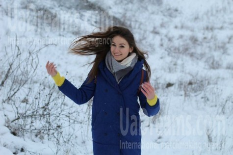 Daria from Poltava 21 years - it's me. My small public photo.