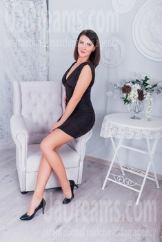 Anna from Cherkasy 32 years - look for fiance. My small public photo.