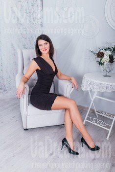 Anna from Cherkasy 32 years - girl for marriage. My small public photo.