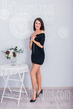 Anna from Cherkasy 31 years - attractive lady. My small public photo.