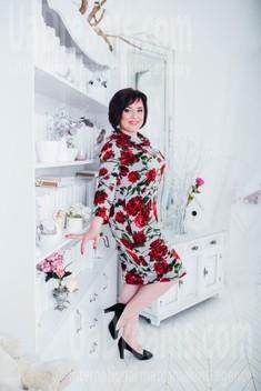 Oksana from Cherkasy 46 years - ukrainian bride. My small public photo.
