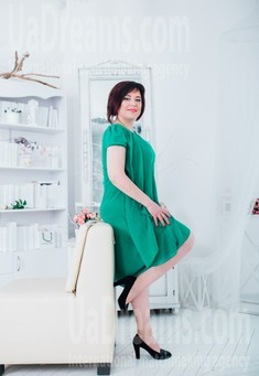 Oksana from Cherkasy 46 years - seeking man. My small public photo.