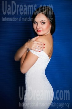 Inna from Zaporozhye 34 years - single lady. My small public photo.