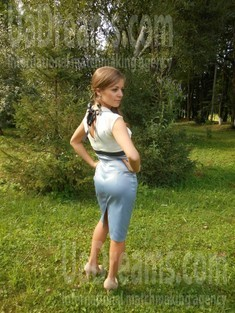 Myrosia from Ivanofrankovsk 29 years - desirable woman. My small public photo.