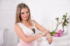 Myrosia from Ivanofrankovsk 29 years - attractive lady. My small public photo.