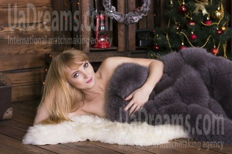 Valentina from Cherkasy 36 years - independent woman. My small public photo.